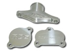 GSXR 1000 and Hayabusa Engine Block Off Plates for dry blocking